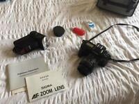 Canon Camera. EOS 650