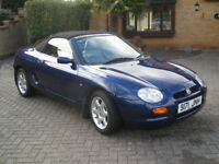 One Lady Owner low Mileage MG summer run around