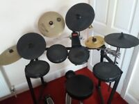 DM6 Electric Drum Kit With Accessories