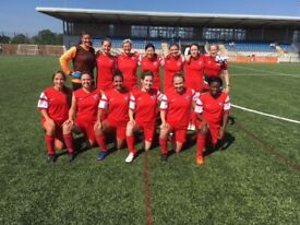 SOUTH LONDON WOMEN'S FOOTBALL CLUB - New Players Welcome!