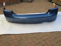 Honda Civic Hybrid Rear Bumper Cover New.