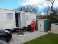 6 Berth Modern Caravan To Rent. Mullion Holiday Park. **Last Minute Availability** Bargain Prices