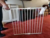 extending stairgate