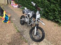 M2r racing kx110f (pitbike)