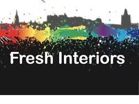 Kitchen & Bathroom fitters, Painters, Plasterers, Tilers, Electricians, Plumbers by Fresh Interiors