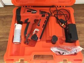 PASLODE IM65 F16 LITHIUM FINISHING NAIL GUN £330 O.N.O