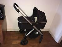 Easy walker MINI pushchair, pram, buggy, travel system and accessories