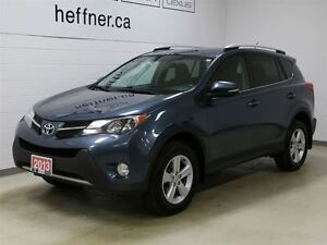2013 Toyota RAV4 XLE with Navigation