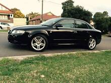 2007 Audi A4 S-Line QUATTRO AWD 4x4 bmw 320i a6 c200 325i 525i a3 Meadowbank Ryde Area Preview