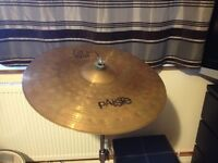 "Paiste Alpha Series 20"" Power Ride"