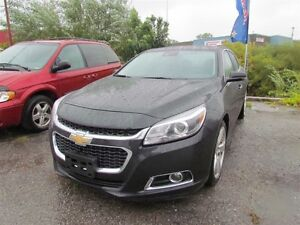 2015 Chevrolet Malibu LTZ 2LZ | LEATHER | ROOF | CAM | HEATED SE London Ontario image 3