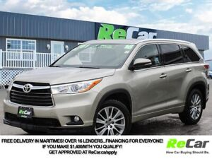 2016 Toyota Highlander XLE AWD | REDUCED | HEATED LEATHER | N...