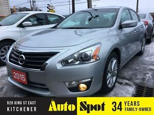 2015 Nissan Altima 2.5 S/MOONROOF/LOADED !