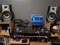 2x Pioneer CD 1000 MK3/MK2 DJM 600 (Bundle)