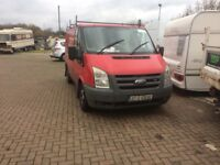 Ford transit van for sale 2007 Irish plates