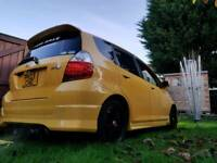 Honda fit/jazz jdm import