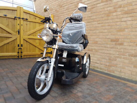 MOBILITY SCOOTER DRIVE SPORT RIDER.NEW.MOTORBIKE STYLE SCOOTER.EASY RIDER.DELIVERY
