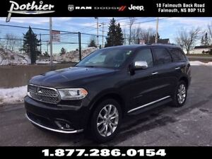 2016 Dodge Durango Citadel | LEATHER | SIDESTEPS | BLUETOOTH |