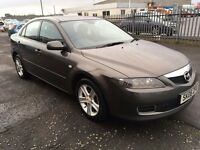 2006 Mazda 6 1.8 ts , mot - January 2018 , full service history, 2 owners,accord,astra,vectra,focus