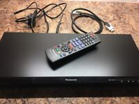 Full HD | 3D Blu-ray | Panasonic | Blu-ray Disc Player |
