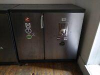 Zanussi Under Counter Fridge Freezer BARGAIN