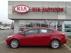 2016 Kia Forte LX+ ONLY $68* Weekly NEW VEHICLE FULL FACTORY WAR
