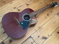 Lindo LDG-931CWA steel string guitar