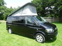VW T5 Transporter Highline LWB 140hp low mileage campervan - ideal for active people or completion