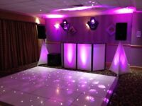 DJ Service, Catering Service and Party Room Decoration