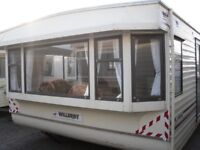 Willerby Leven FREE UK DELIVERY 35x12 2 bedrooms 2 bathrooms over 150 offsite static caravans