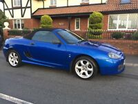 MGF TF LONG MOT EXCELLENT CONDITION