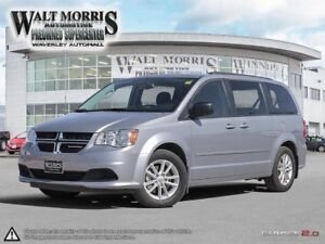 2016 Dodge Grand Caravan SXT: NO ACCIDENTS, LOCAL VEHICLE, ONE O