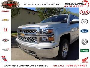 2015 Chevrolet Silverado 1500 LT LOW KMS