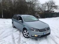 Volkswagen Passat 2.0 TDI BlueMotion Tech S Estate, Full Service History, £30 road tax, 2 Keys
