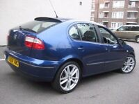 SEAT LEON 1.9 TDI SE DIESEL 2004 #### £795 ONLY #### 5 DOOR HATCHBACK