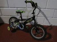 KIDS BIKE BEN 10 FREE DELIVERY IN LIVERPOOL