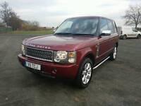 Land Rover Range Rover 3.0 diesel se automatic full service history MOT in good running order