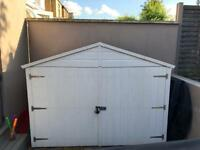 Bike Store 7X3 Wooden Shed