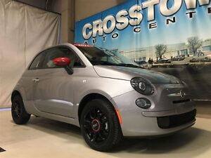 2015 Fiat 500 Pop | 1.4L I4 Engine | 6 Speed Automatic | Remote