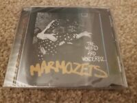 BRAND NEW & SEALED Marmozets CD Album - The Weird and the Wonderful