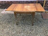 Folding kitchen table - FREE