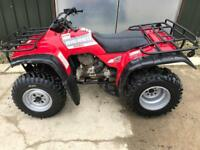 Honda TRX300 Big Red ATV Farm Quad Bike 4x4 4WD