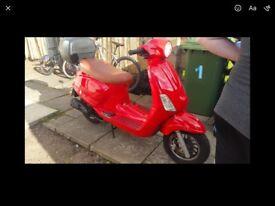 CPI bravo 50cc 4 stroke 50cc scooter