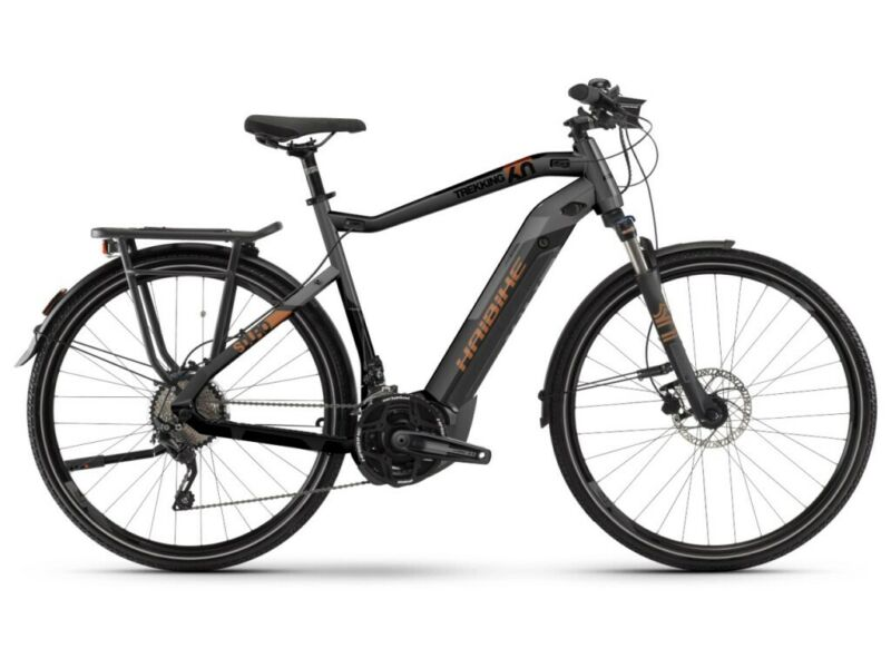Haibike Ebike SDURO Trekking 6.0 Herren i500Wh 20-G XT RH 48cm