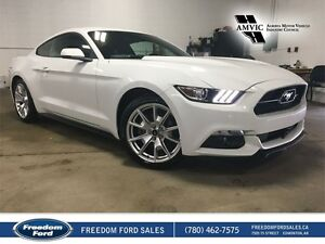2015 Ford Mustang Leather, Navigation, Backup Camera, Heated Sea