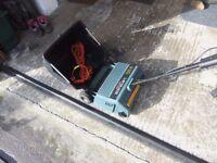 Black & Decker Lawn Raker/Scarifier/Moss Remover.