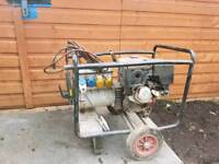 HONDA Stephill SW200 AC Petrol generator, welder generator