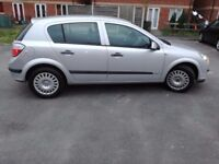 VAUXHALL ASTRA 1.8 2006 AUTOMATIC FOR SALE