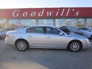2011 Buick Lucerne CXL! HEATED LEATHER SEATS! SUNROOF!