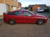 1997 Vauxhall vectra 1.8gls mot till 14/10/2018
